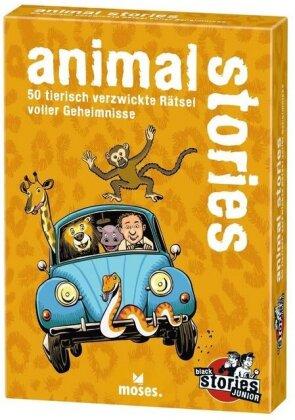 Black Stories Junior - Animal Stories