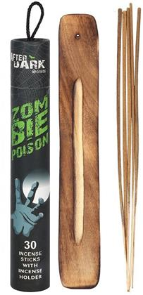 After Dark Scents Incence Sticks with Holder - Zombie Poison