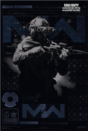 Call of Duty Modern Warfare: Elite - Maxi Poster