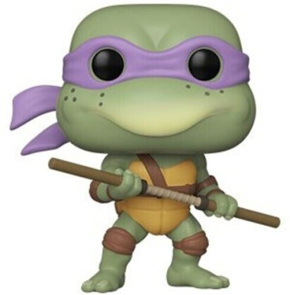 Funko Pop! Vinyl: - Teenage Mutant Ninja Turtles- Donatello