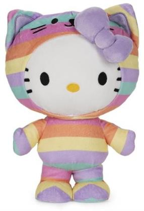 Spinmaster - Hello Kitty Rainbow Kitty 9.5In Plush