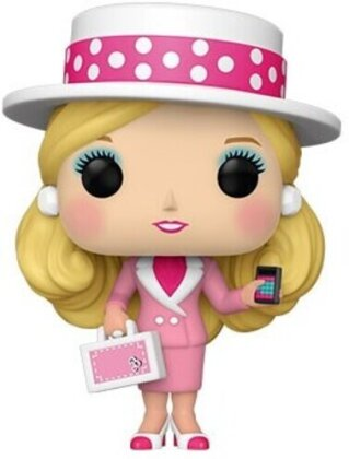 Funko Pop! Vinyl: - Barbie- Business Barbie