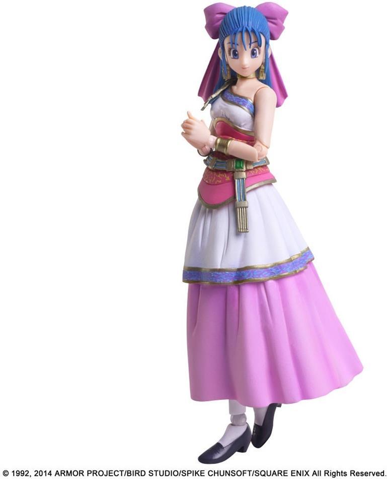 Square Enix - Dragon Quest V Bring Arts Nera Af