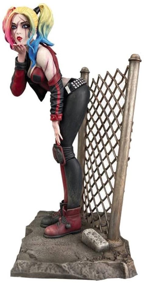 Diamond Select - Dc Gallery Dceased Harley Quinn Pvc Statue