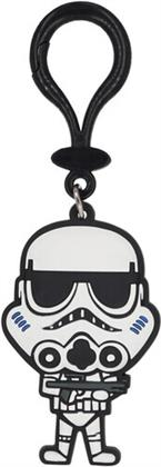 Star Wars Stromtrooper Pvc Soft Touch Bag Clip