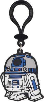 Star Wars R2-D2 Pvc Soft Touch Bag Clip