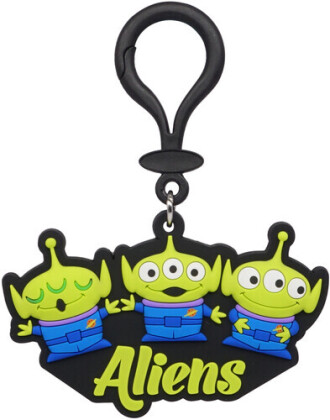 Toy Story Aliens Soft Touch Bag Clip