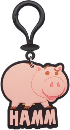 Toy Story Hamm Soft Touch Bag Clip
