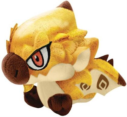 Good Smile Company - Monster Hunter Monster Chibi Plush Toy Gold Rathian