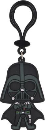 Star Wars Darth Vader Pvc Soft Touch Bag Clip