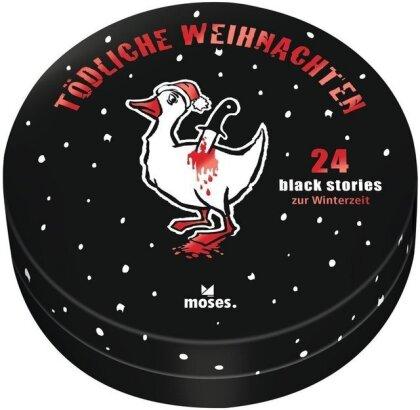 black stories - Tödliche Weihnachten