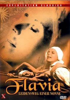 Flavia - Leidensweg einer Nonne (1974) (Exploitation Classics, Kleine Hartbox, Limited Edition)