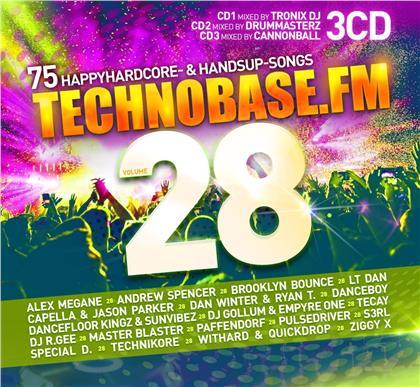 TechnoBase.FM Vol. 28 (3 CDs)
