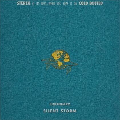 Sixfingerz - Silent Storm (LP)