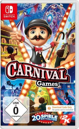 Carnival Games (Code in a Box)