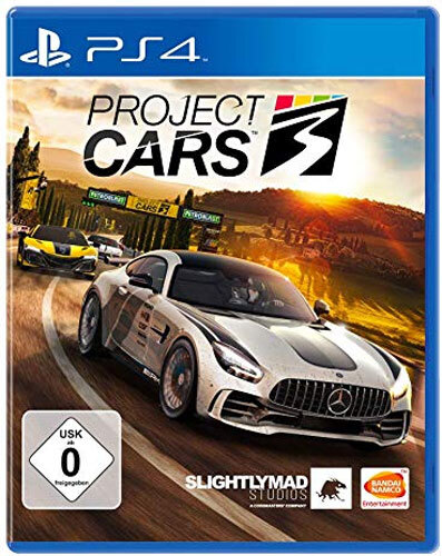 Project Cars 3 (German Edition)
