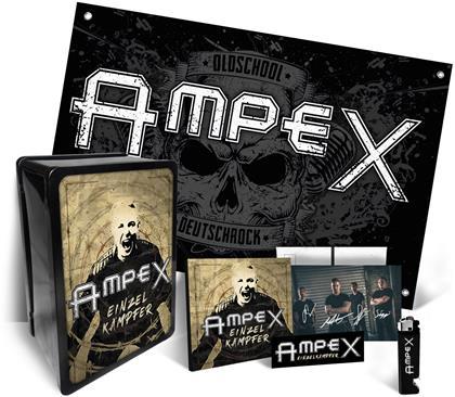Ampex - Einzelkämpfer (Limited Boxset)