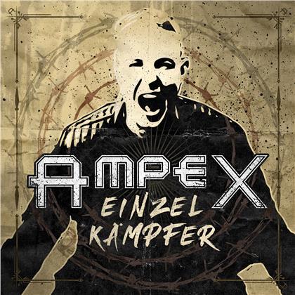 Ampex - Einzelkämpfer (Digipack)