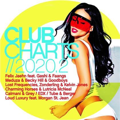 Club Charts 2020.2 (3 CDs)