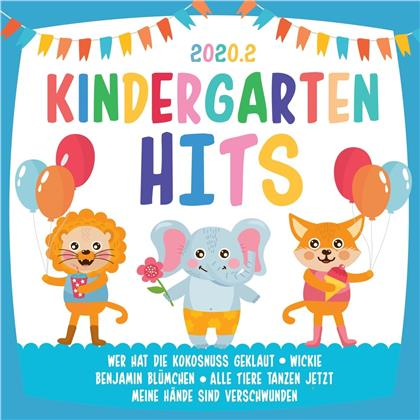 Kindergarten Hits 2020.2 (2 CD)