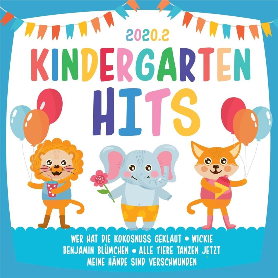 Kindergarten Hits 2020.2 (2 CDs)