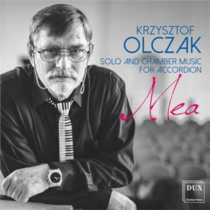 Krzysztof Olczak - MEA - Solo And Chamber Music For Accordion