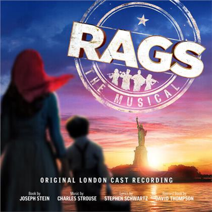 Stephen Schwartz & Charles Strouse - Rags - OST - OLC