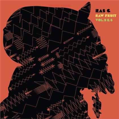 Ras G - Raw Fruit Vol. 5-6 (LP)