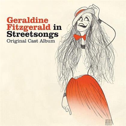 Geraldine Fitzgerald - Streetsongs (LP)