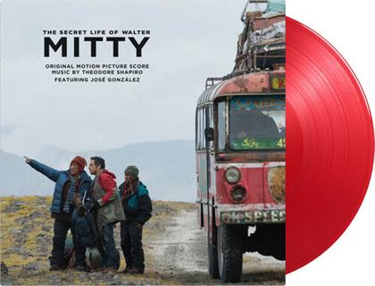 The Secret Life Of Walter Mitty (Limited, Music On Vinyl, 2020 Reissue, Red Vinyl, LP)