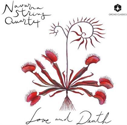Navarra String Quartet - Love & Death