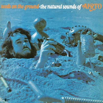 Airto - Seeds On The Ground: Natural Sounds Of Airto (Limited, Blue Vinyl, LP)