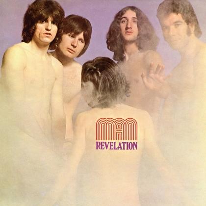 Man - Revelation (Limited, 2020 Reissue, Purple Vinyl, LP)