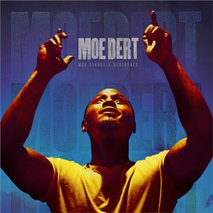 Moe Dirdee & DertBeats - Moe Dert (LP)