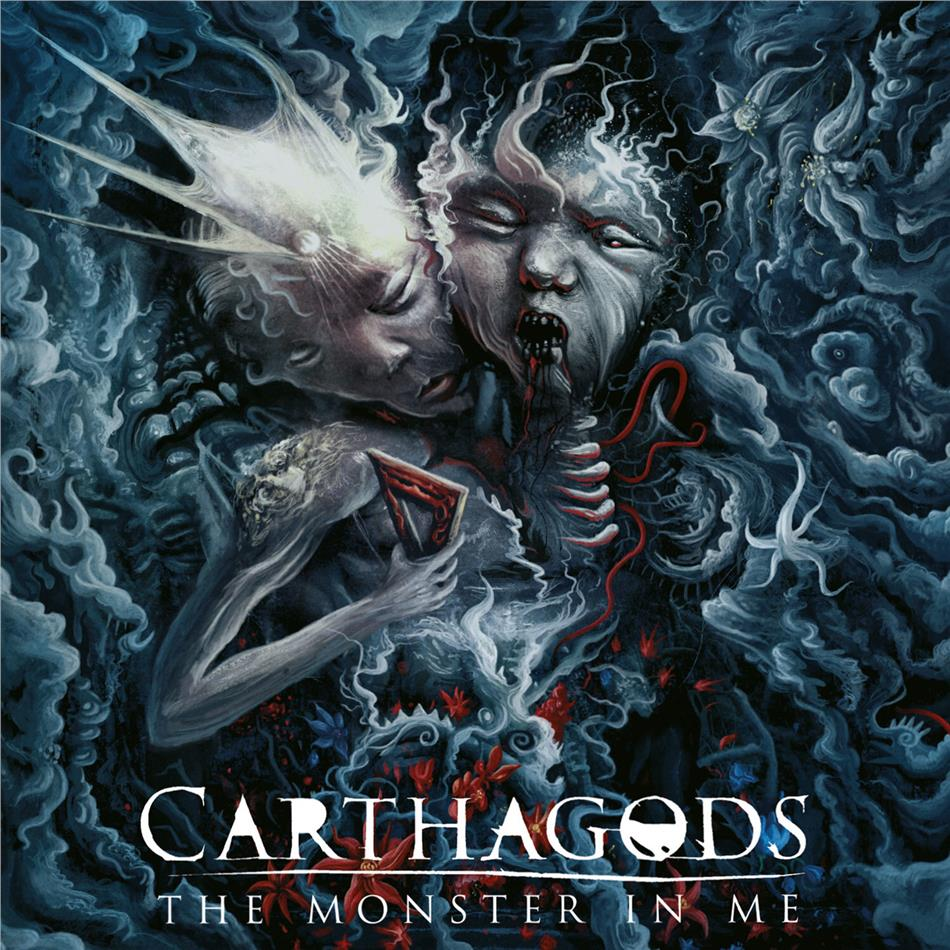 Carthagods - The Monster In Me (Digipack)