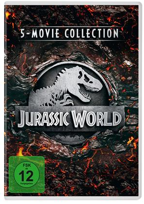 Jurassic World - 5-Movie Collection (5 DVD)