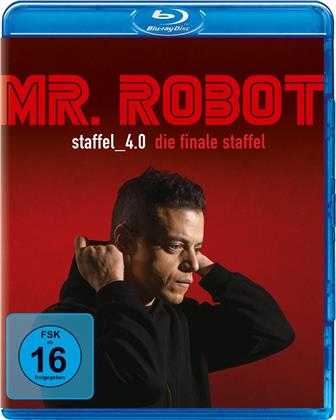 Mr. Robot - Staffel 4 - Die finale Season (4 Blu-rays)