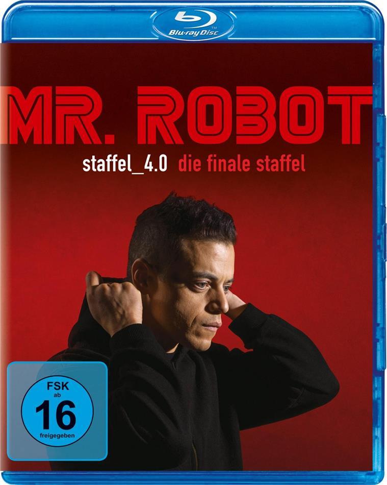Mr. Robot - Staffel 4 - Die finale Season (4 Blu-rays)
