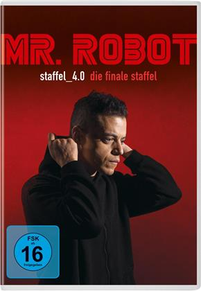 Mr. Robot - Staffel 4 - Die finale Season (4 DVDs)