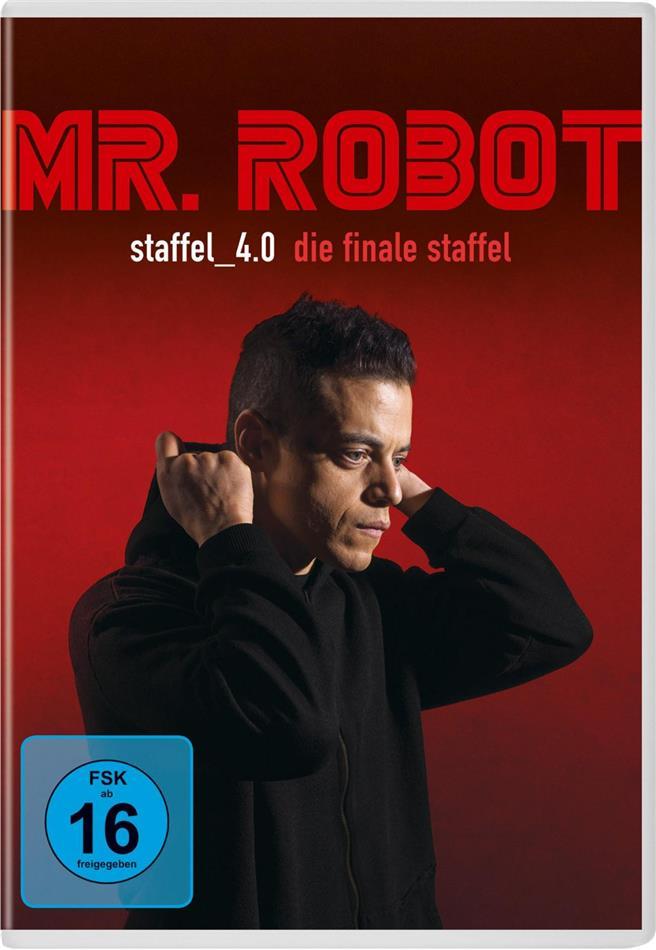 Mr. Robot - Staffel 4 - Die finale Season (4 DVDs)