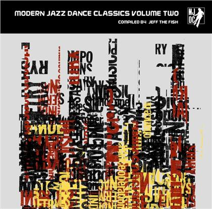 Modern Jazz Dance Classics Vol. 2 (2 LPs)