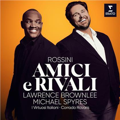 Michael Spyres & Lawrence Brownlee - Amici e Rivali