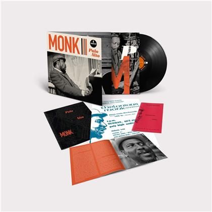 Thelonious Monk - Palo Alto (LP)