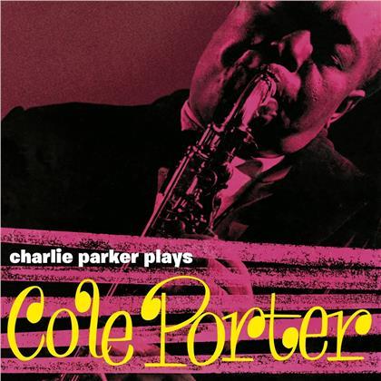 Charlie Parker - Plays Cole Porter (Bird's Nest, Limited Edition, Yellow Vinyl, LP)