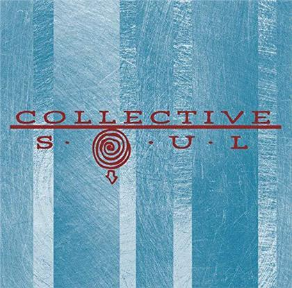 Collective Soul - --- (2020 Reissue, 25th Anniversary Edition, Deluxe Edition, Blue Vinyl, LP)