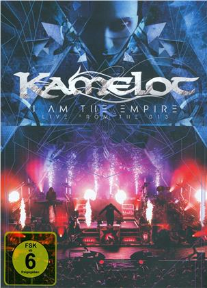 Kamelot - I Am The Empire - Live from the 013 (2 CDs + Blu-ray + DVD)