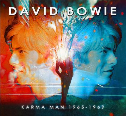 Bowie David - Karma Man (2 CDs)