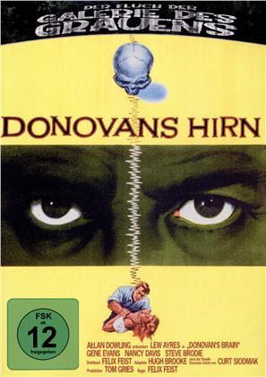 Donovans Hirn (1953) (Der Fluch der Galerie des Grauens, s/w, Blu-ray + DVD)