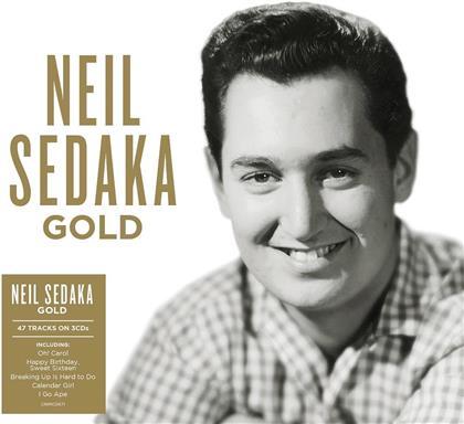 Neil Sedaka - Gold (3 CDs)