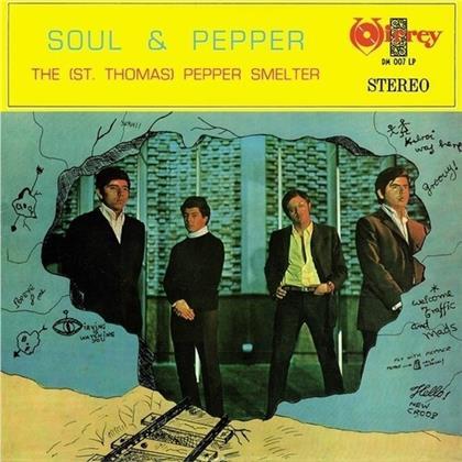 Pepper Smelter St. Thomas - Soul & Pepper (LP)
